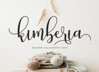 Kimberia Script Font