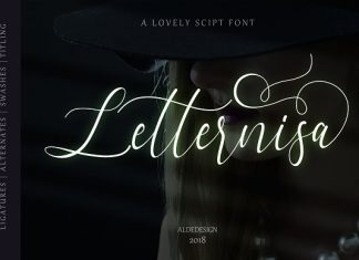 Letternisa - Beautiful Script