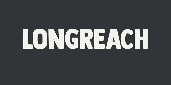 Longreach Font Family