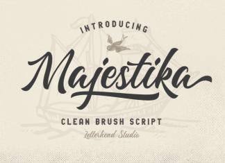 Majestika Font Family