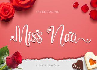 Miss Naa Font