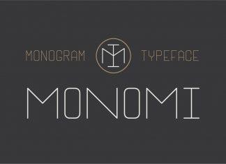 Monomi Font Family