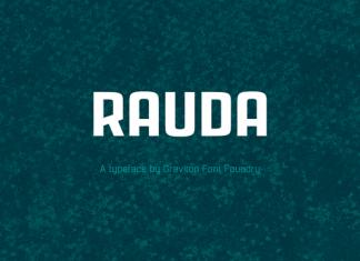Rauda Font Family