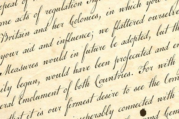 Remsen Script Font
