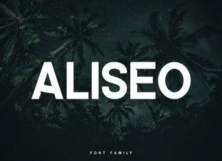Aliseo Font Family - Sans Serif