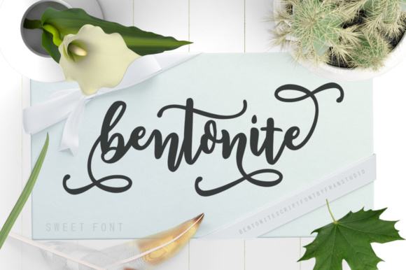 Bentonite Script