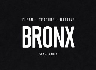 Bronx Script Font