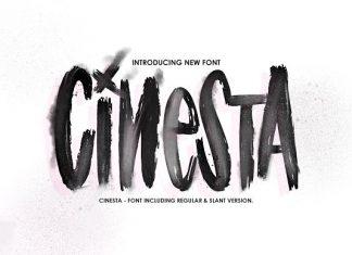 Cinesta Font
