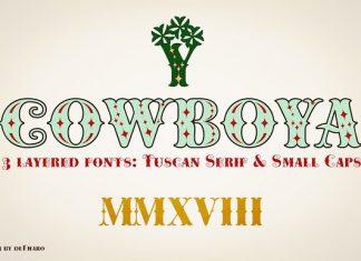 Cowboy Tuscan & Layered