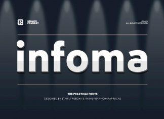Infoma Font Sans Serif