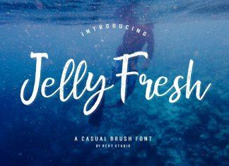Jelly Fresh Font