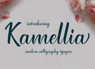 Kamellia Font