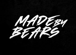 Made by Bears - Font 50% Discount!
