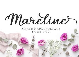 Mareline Script Font