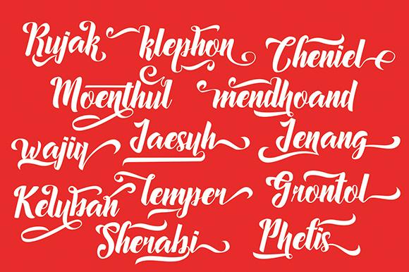 Megalia Font