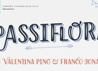 Passiflora Font Family