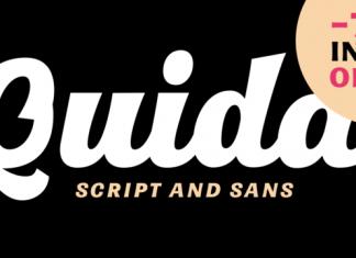 Quida Font Family