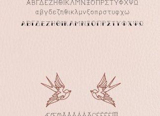 True Mama Typeface Duo Script Font