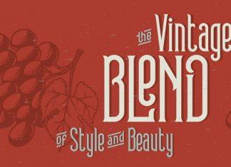 Winery Font