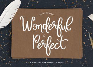 Wonderful & Perfect