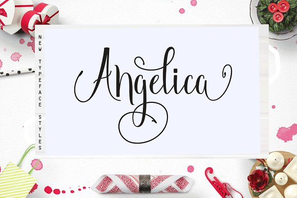 Angelica Font