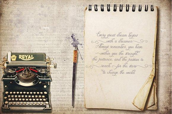 Angie's Dean Script Font - iFonts xyz