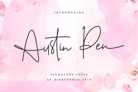 Austin Pen - Signature Style