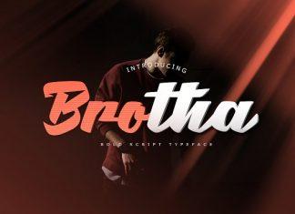 Brotha Script
