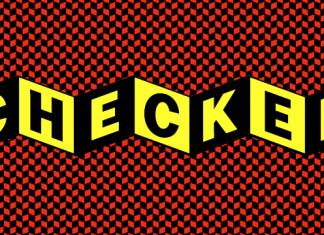 Checker Font