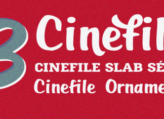 Cinefile Font