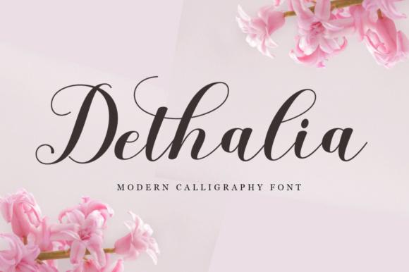 Dethalia Script