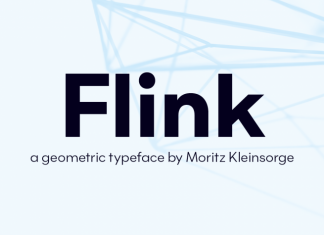 Flink Font Family