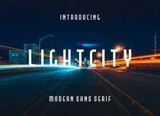 LightCity Modern SansSerif