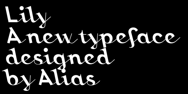 Lily Font Family