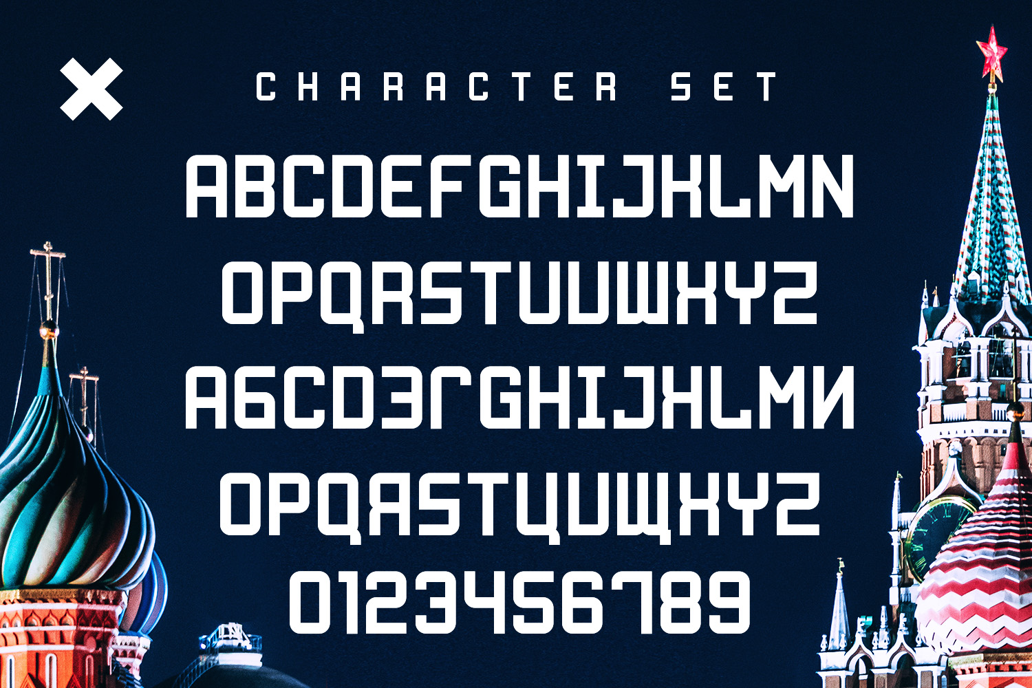 Moscow Font
