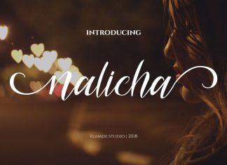 Nalicha Script Script Font