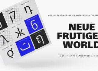 Neue Frutiger® World Font Family
