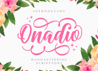 Onadio Font