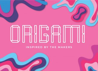 OrigamiOther Font