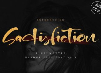 Sadisfiction Font