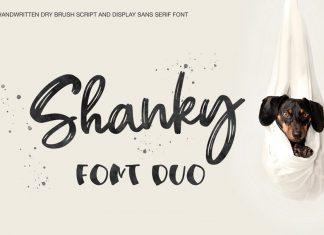 Shanky Font