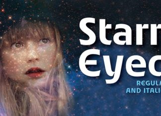 Starry Eyed Font Family
