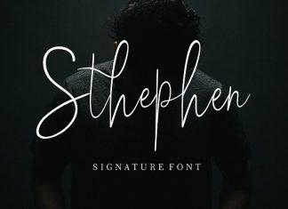 Sthephen Script
