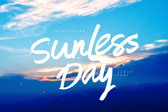 Sunless Day Font