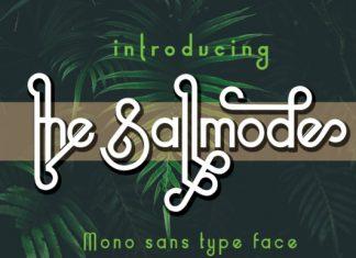 The Sallmode Font