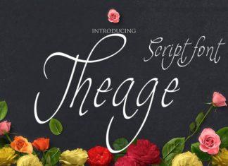 Theage Script