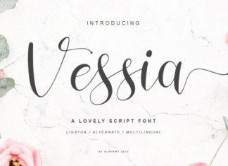 Vessia Script