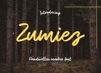 Zumiez Font