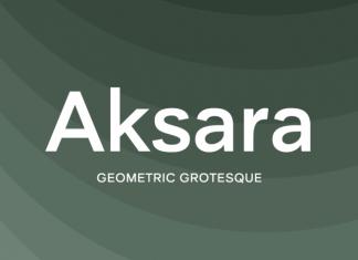 Aksara font