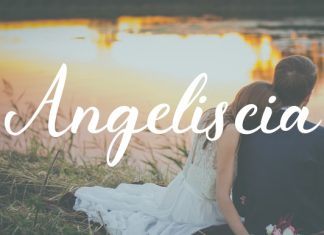 Angeliscia Font